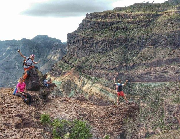 Vnútrozemie ostrova Gran Canaria láka nielen milovníkov turistiky.