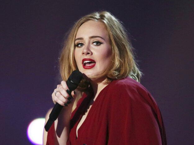 Budúca nevesta. Adele vraj nebude okolo svadby robiť veľké ofuky.