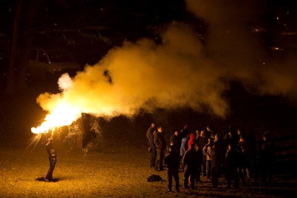 Pyrotechnika má v Žiari zelenú len na Silvestra a na Nový rok.