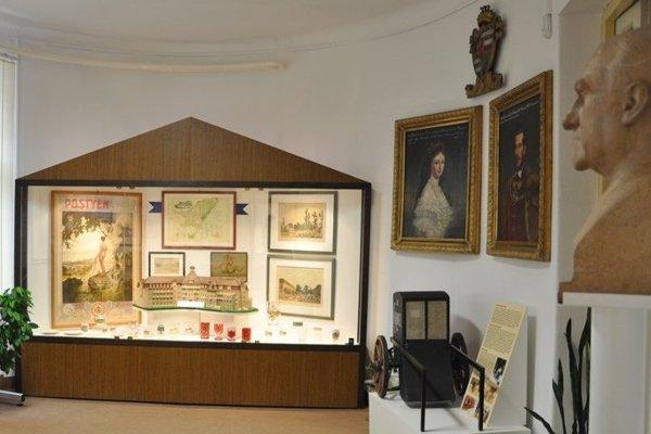 Múzeum ponesie meno po Imrichovi Winterovi, rodákovi zo Šiah.