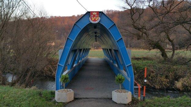 Most v Rimavskej Bani.