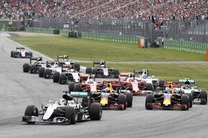 Tento rok sa uskutočnili preteky v Nemecku na Hockenheimringu.