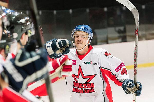 Ivan Hricko dal dva góly a na ďalšie tri prihral.