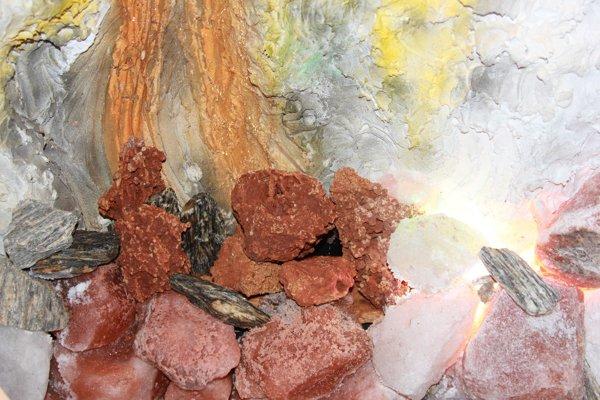 Pobyt v soľnej jaskyni pomáha pri rôznych ochoreniach.