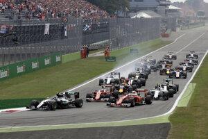 Na Monze budú jazdci F1 jazdiť aj v ďalších troch rokoch.