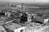 Kupola prekryla rádioaktívne trosky v Černobyle na sto rokov