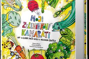 Knižka o zeleninke pre deti