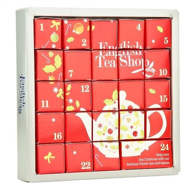 Pre čajofilov. Áno, existuje aj adventný kalendár, ktorý v sebe ukrýva tie najlahodnejšie čaje.