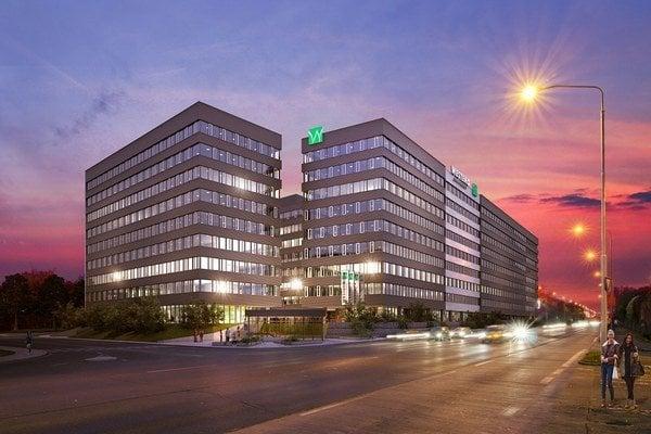 Koncom roka má na trh kancelárií pribudnúť 35 000 štvorcových metrov vo Westend Gate od slovenského developera J&T Real Estate.