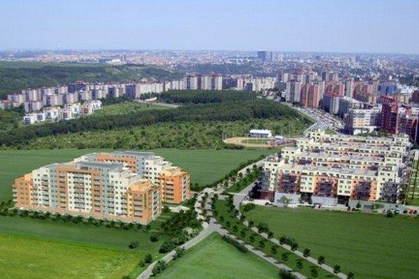 """Významný podiel na náraste počtu predaných nových bytov v druhom štvrťroku v Prahe mala spoločnosť EKOSPOL. Na jar odštartovala akciu na podporu predaja """"700 bytov v 7 lokalitách""""."""