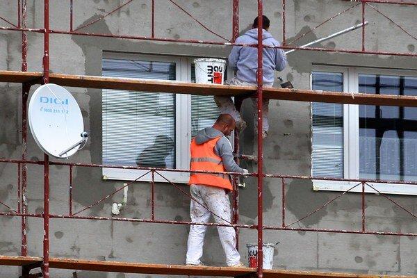 Vlani na zatepľovanie budov v mestách išlo zo zdrojov Európskej únie 10,98 milióna eur.