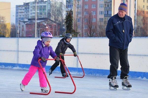 V Poprade sa začínajú zaoberať nielen ihriskami pre deti ale aj  budovaním senior parkov.
