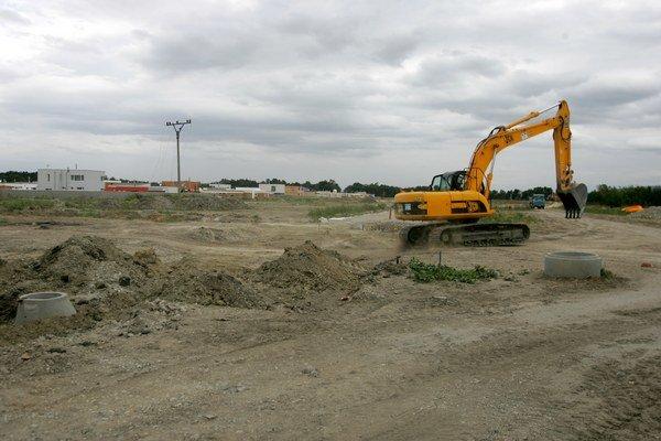 Na Slovensku sa v oblasti výstavby nových obytných komplexov a obchodných centier očakáva rad ďalších projektov.