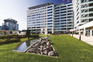 Hodnotenie Veľmi dobrý budovy získali v dvoch oblastiach – za technické vlastnosti budovy a za služby správcu nehnuteľnosti pre nájomníkov. Na snímke budova BBC5.