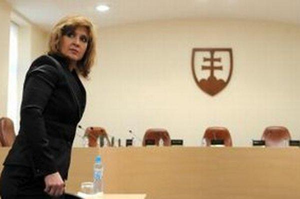 Tatiana Rosová.