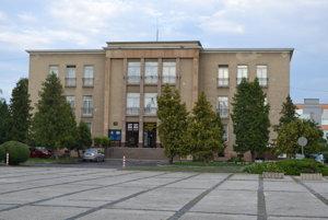 Mestské kultúrne stredisko vo Fiľakove.