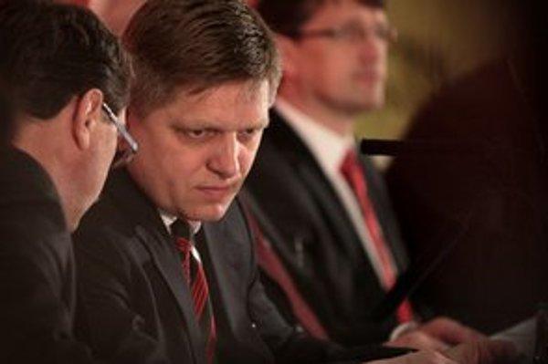 Robert Fico predstavil ľudí, ktorých bude počúvať.