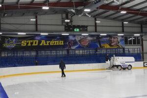 Na prevádzku nového zimného štadióna dá mesto 150-tisíc eur.
