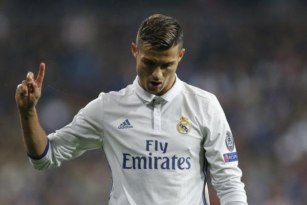 Cristiano Ronaldo strelil v skupinovej fáze Ligy majstrov iba dva góly.