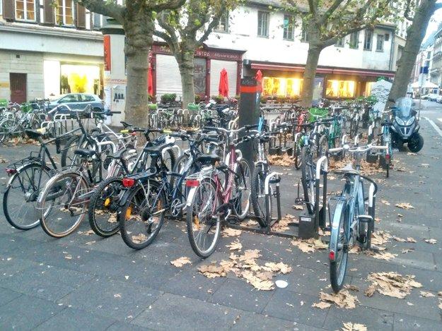Cyklistický raj. Štrasburg ponúka viac ako stošesťdesiat kilometrov cyklistických trás. Cyklisti tu majú vlastné jazdné pruhy na cestách, semafory, turisti i miestni si môžu za symbolický poplatok požičať mestský bicykel. Tunajší obyvatelia si tieto vymoženosti cenia. Na dvoch kolesách sa presúvajú do práce, vozia deti do škôl či škôlok.