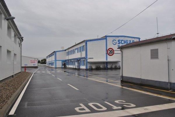 Firma plánuje areál rozšíriť.