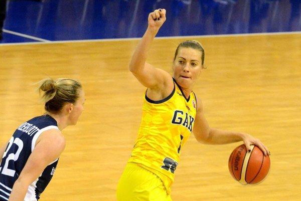 Zuzana Žirková by mala pomôcť tímu.