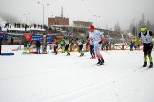 Obľúbené podujatie. Tatranský pohár vbehu na lyžiach napíše 44. kapitolu.