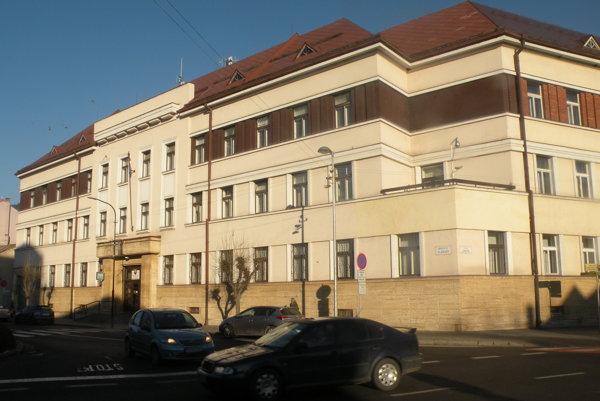 Okresné riaditeľstvo Policajného zboru v Ružomberku.