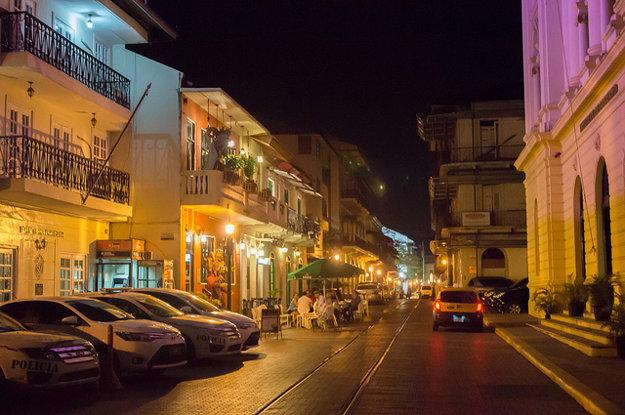 Casco Viejo je historická časť Panama City.