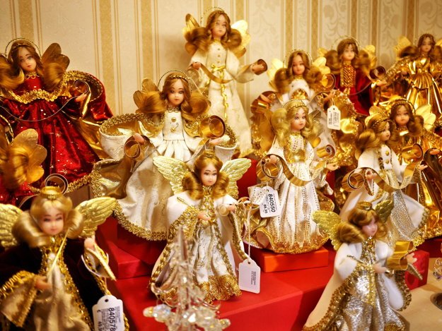 Zlet vianočných víl