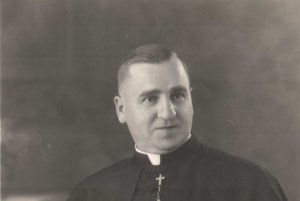 Dekan Pavol Spišák, 1947.