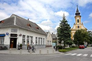 Záhorská Bystrica.