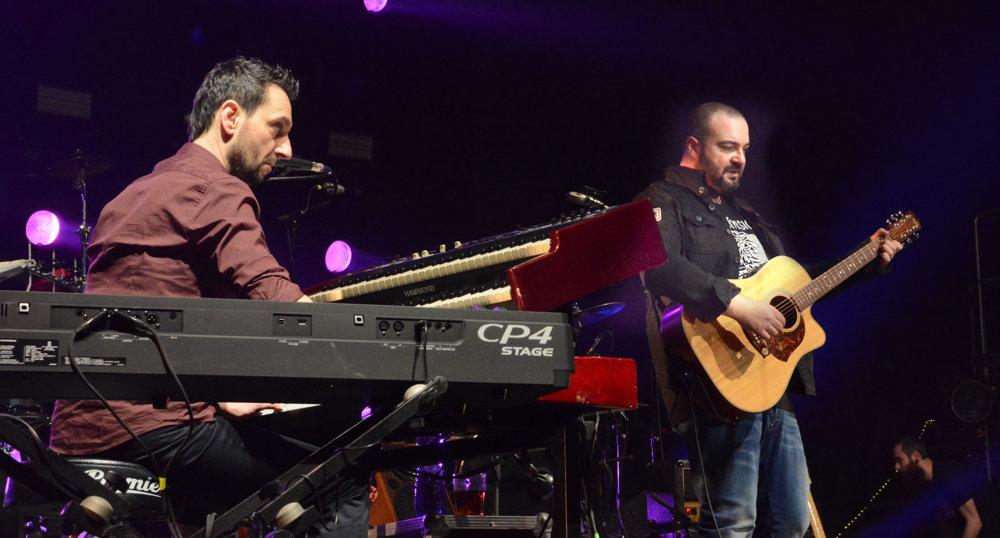 Miro a Ivan Táslerovci. Ich hudba teší nielen Slovensko už 20 rokov. Východ je na bratov z Prešova právom hrdý.