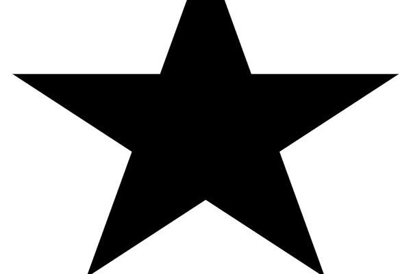 Obal nahrávky Blackstar bol rovnako tajomný ako jej hudobný obsah.