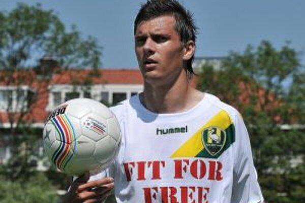 František Kubík sa v holandskej lige rýchlo udomácnil