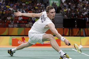 Viktor Axelsen má medailu aj z Ria.