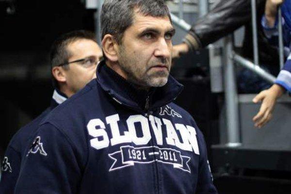 Nový tréner HC Nové Zámky Štefan Mikeš