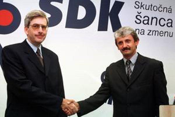 Gabriel Palacka je Dzurindov priateľ. Bol aj ministrom a pokladníkom SDKÚ.