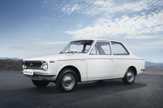 Toyota Corolla (1. generácia)