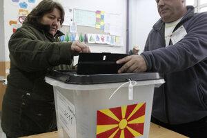 Hlasovanie mohlo pripraviť Gruevského stranu o jedno kreslo, ktoré by pripadlo sociálnym demokratom.