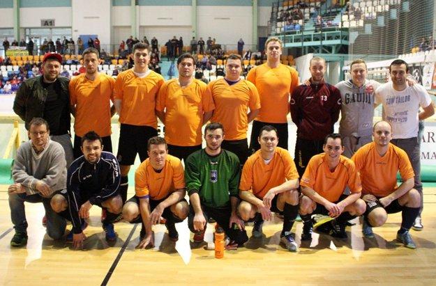 N. Hrnčiarovce sa stali víťazmi skupiny K.