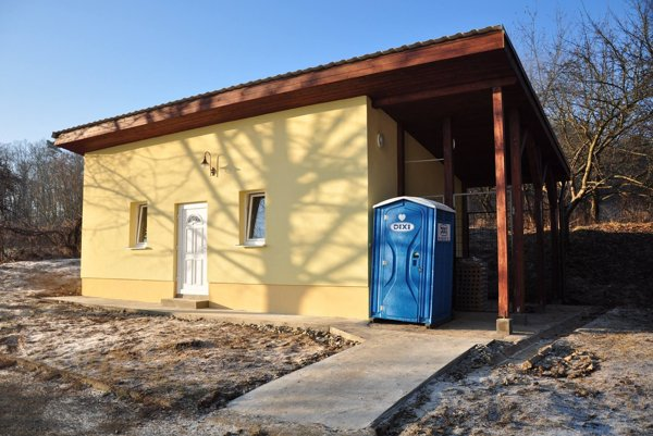Novú budovu ohrevne využije mesto aj mimo zimy.