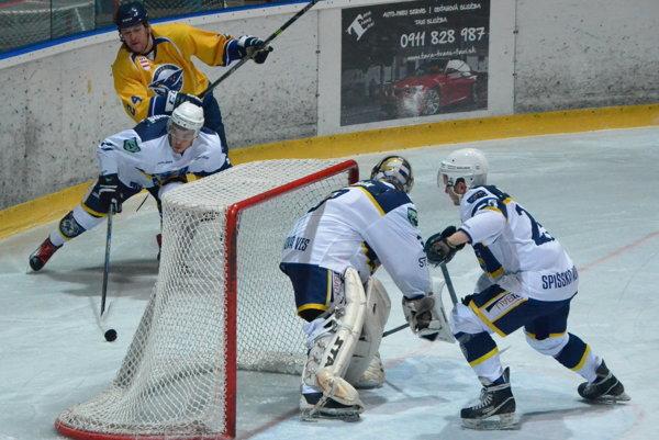 V stretnutí s Prešovom hokejisti Spišskej Novej Vsi nastúpia v dresoch, ktoré pripomenú slávne časti spred takmer tridsiatich rokov.