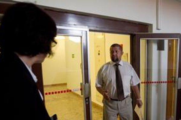 Pracujú v jednej budove. Žitňanská a Harabin sa stretli po dlhšom čase na Súdnej rade.