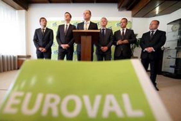 Koalíciu chce SaS presvedčiť, že Slovensku hrozí socializmus.