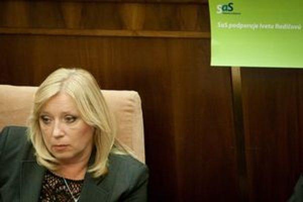 V Grécku niet žiadneho reálneho privatizačného programu, povedala v New Yorku Radičová.