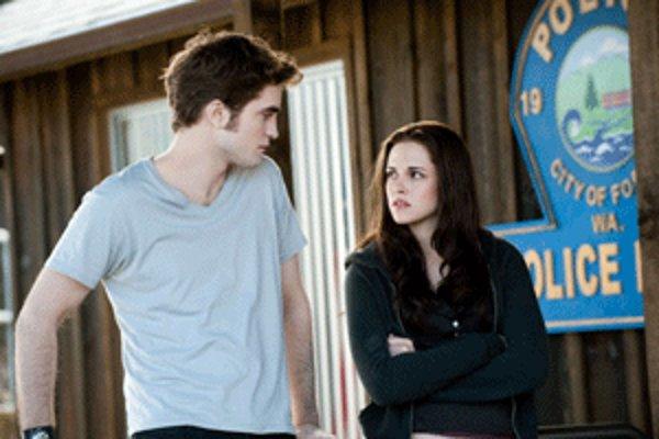 Milostný príbeh Edwarda a Bely sa rozvíja v treťom pokračovaní úspešnej ságy.