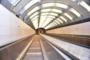 Dlhoočakávaná linka metra Second Avenue.