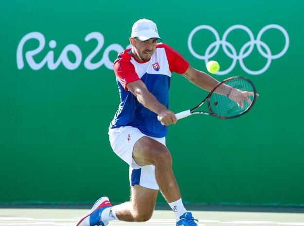 Andrej Martin postúpil na olympiáde v Riu až do 3. kola.