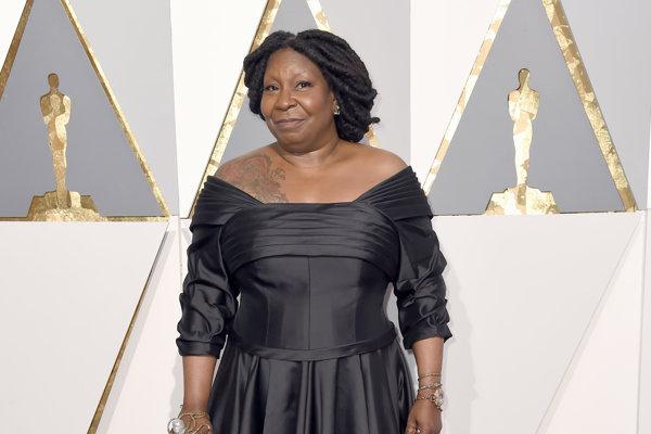 Whoopi Goldberg by Oscarov moderovala už piatykrát.